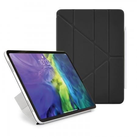 iPad Pro 11 2020 Origami Smart Folio Case Black - Hero