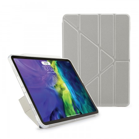 iPad Pro 11 2020 TPU Origami Case Dark Blue - Hero
