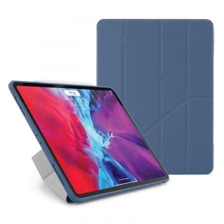 iPad Pro 12.9 2020 TPU Origami Case Dark Grey - Hero