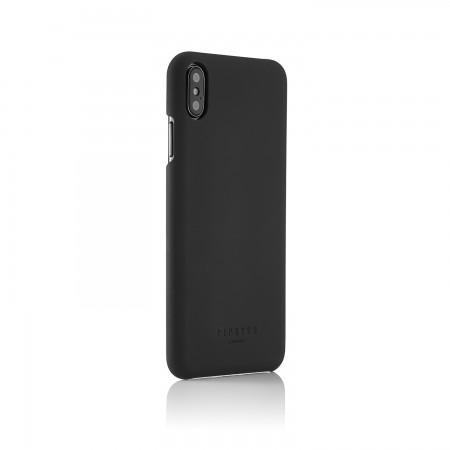 iPhone xs max shell dark grey - back angle