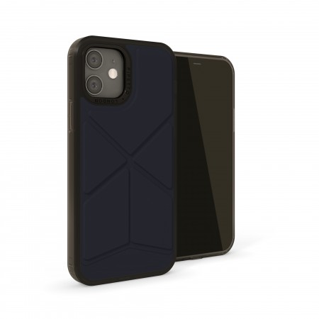 iPhone 12 (5.4)-Origami Snap-Dark Blue-overview
