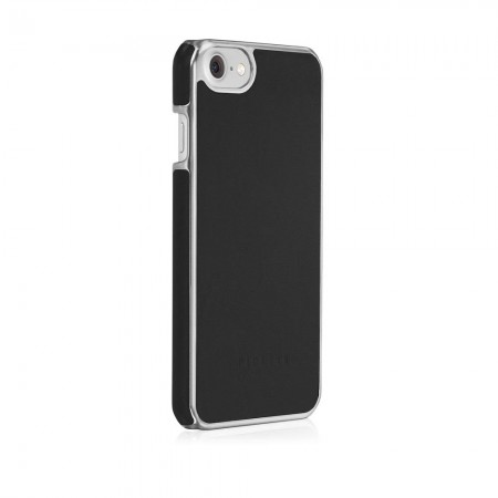 Pipetto iPhone 7 snap case black - back angle 2