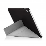 iPad 9.7 (2017) Case Origami - Black (Air 1 Compatible)