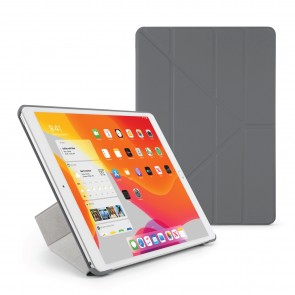 Pipetto iPad 10.2 Inch 2019 Case Dark Grey - Main Image