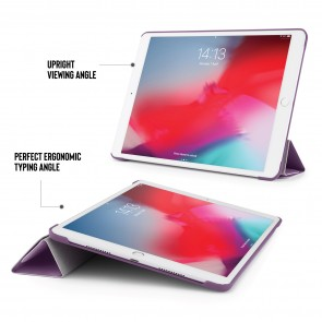 iPad 10.5 Air / Pro 10.5 Origami - Purple