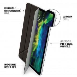iPad Pro 11 (1st & 2nd Gen) & iPad Air 4 (2020) Origami Folio 5-in-1 Case - Black