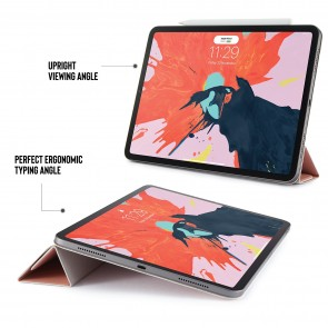 iPad Pro 11 Origami Folio 5-in-1 Case - Dusty Pink