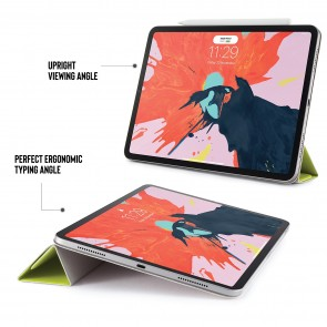 iPad Pro 11 Origami Folio 5-in-1 Case - Pistachio Yellow