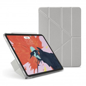 Pipetto 11-inch iPad Pro Origami Original - Silver - Hero
