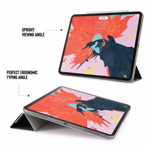 iPad Pro 12.9 Origami Folio 5-in-1 Case - Black