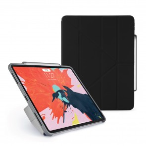 Pipetto 12.9-inch iPad Pro Origami Pencil Black - Hero