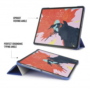 iPad Pro 12.9 Case Origami (3rd Gen) - Royal Blue