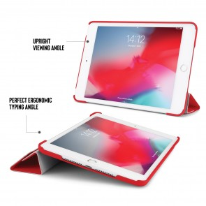 iPad mini 5 / iPad mini 4 Origami Case - Red