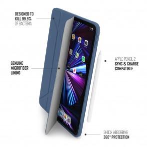 iPad Pro 11 (1st, 2nd & 3rd) Origami No1 Original TPU Case - Navy