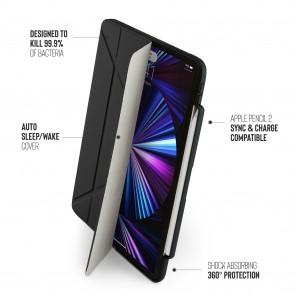 iPad Pro 11 (1st, 2nd & 3rd) Origami No3 Pencil Case - Black