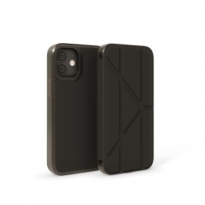 iPhone 12 (5.4)-Origami Folio-Black-overview