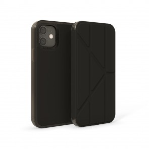 iPhone 12 (6.1)-Origami Folio-black-overview