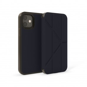 iPhone 12 (6.1)-Origami Folio-Dark Blue-overview