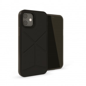 iPhone 12 / iPhone 12 Pro (6.1-inch) 2020 - Origami Snap Case - Black