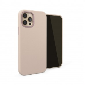 iPhone 12 (6.1)-Magnetic-Leather-dusty pink-overview