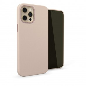 iPhone 12 (6.7)-Magnetic-Leather-dusty pink-overview