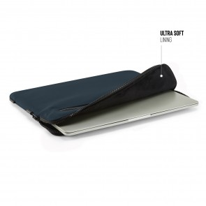 16 Inch Organiser MacBook Sleeve - Navy (15