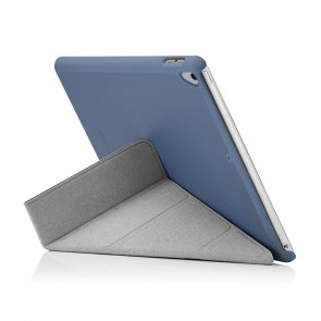 iPad 9.7 (2017 / 2018) Case Origami - Navy (Air 1 Compatible)