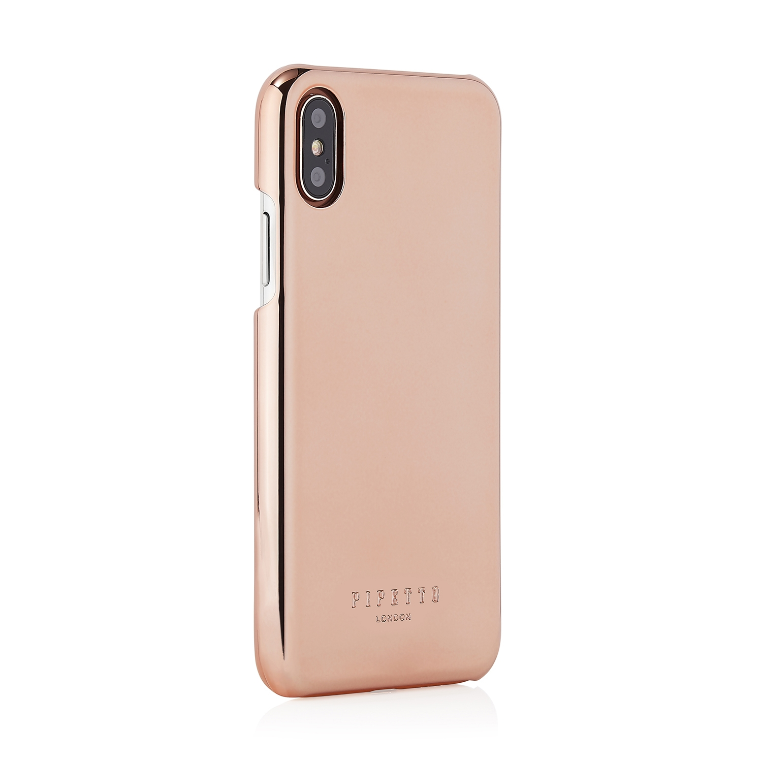 size 40 32bb0 5eb51 iPhone X/XS Case Magnetic Shell - Rose Gold