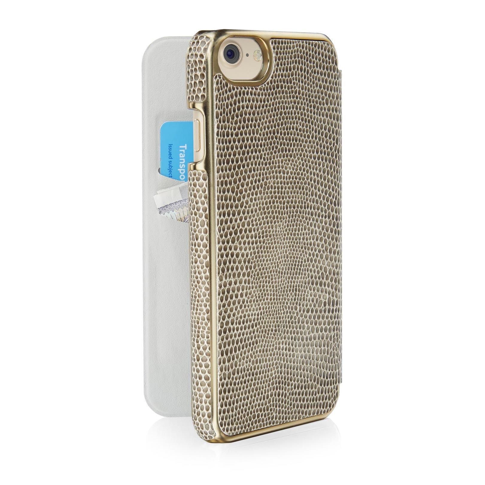 iphone 7 slim case leather