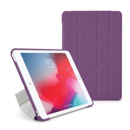 Pipetto iPad mini 5 / iPad mini 4 Origami Case Red - Front