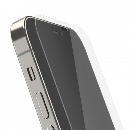 iPhone 12 Mini (5.4)-glass screen protector-side-angle