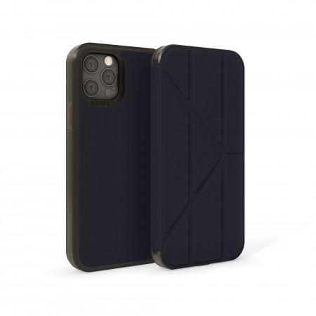 iPhone 12 Pro (6.7)-Origami Folio-Dark Blue-overview
