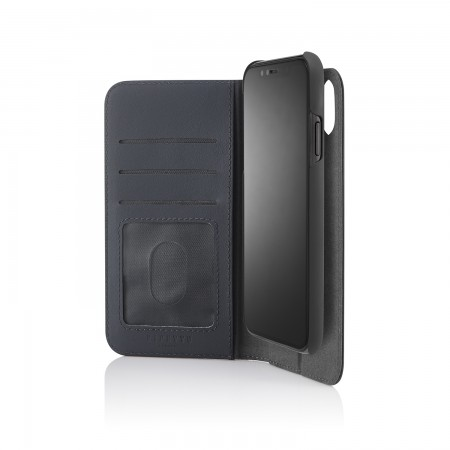 iPhone xr folio navy - hero