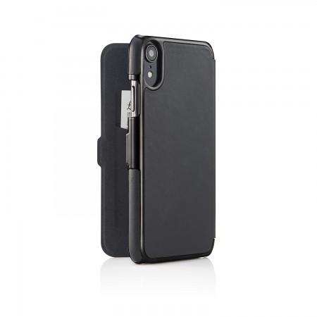 iPhone xr slim jet black - back open