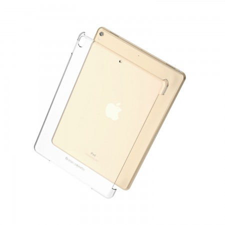 pipetto ipad Pro 10.5 clear case - back expode