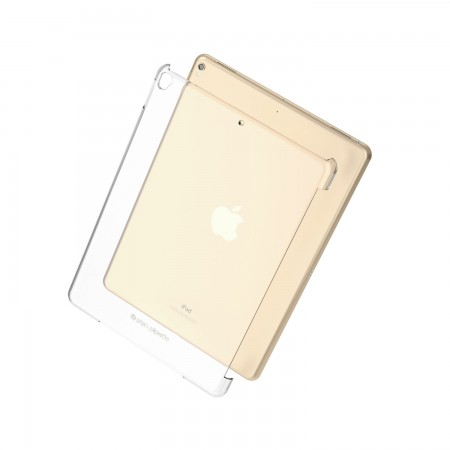 pipetto ipad Pro 12.9 clear case - back explode