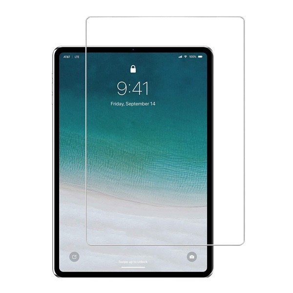 "For Apple iPad Pro 11/"" 12.9/"" 2018 Premium Tempered Glass Screen Protector Film"