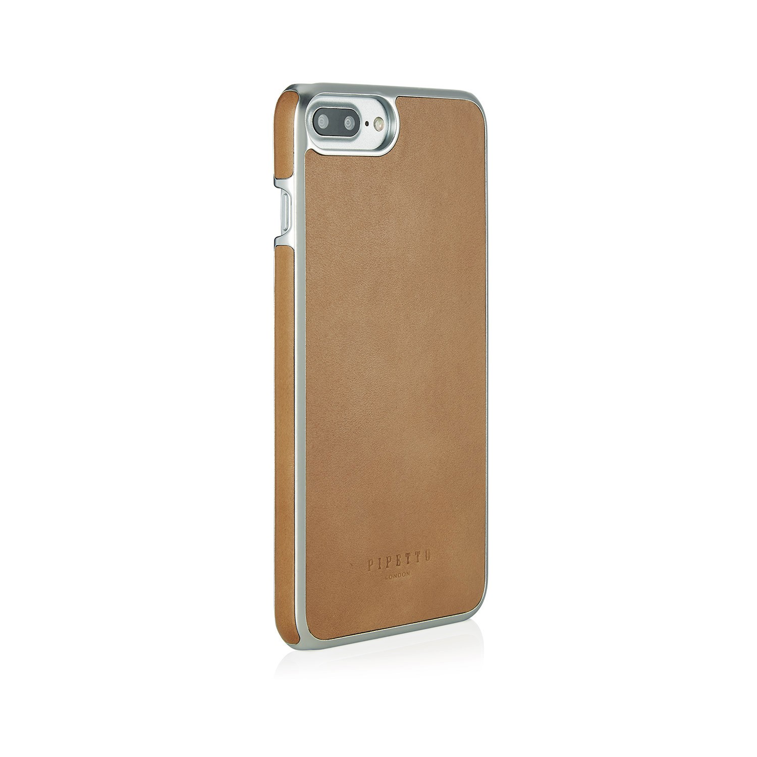 huge selection of f3b67 23924 iPhone 7 Plus Snap Case Magnetic - Classic Tan (Also Fits iPhone 6/6S Plus  and iPhone 8 Plus)