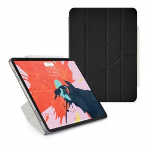 Pipetto 11-inch iPad Pro Origami Folio Black - Hero
