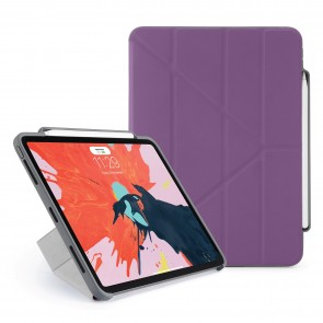 Pipetto 11-inch iPad Pro Origami Pencil Purple - Hero