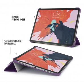 iPad Pro 11 (1st gen) Case Origami - Purple