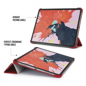 iPad Pro 11 Case Origami - Red