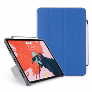 Pipetto 11-inch iPad Pro Origami Pencil Royal Blue - Hero