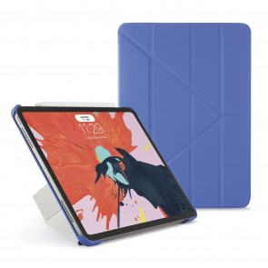 Pipetto 11-inch iPad Pro Origami Original - Royal Blue - Hero