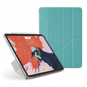Pipetto 11-inch iPad Pro Origami Original - Turquoise Luxe - Hero