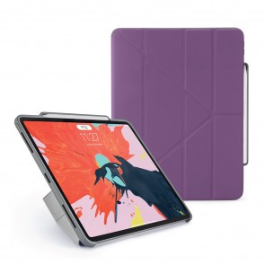 Pipetto 12.9-inch iPad Pro Origami Pencil Purple - Hero