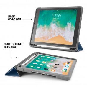 iPad 9.7 (2017/2018) Origami Shield with Pencil - Navy