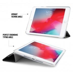 iPad mini 5 / iPad mini 4 Origami TPU Luxe Case - Black & Clear