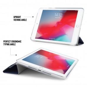 iPad mini 5 / iPad Mini 4 Origami TPU Luxe Case - Navy & Clear
