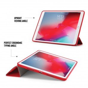 iPad Air 10.5 / Pro 10.5 TPU Origami - Red
